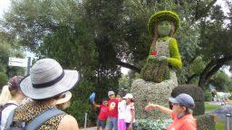 Mosaiculture Tour, Gatineau Aug 2018